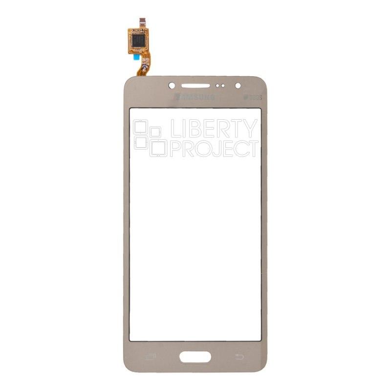 Тачскрин для Samsung G532F J2 Prime (золото) — купить оптом в интернет-магазине Либерти