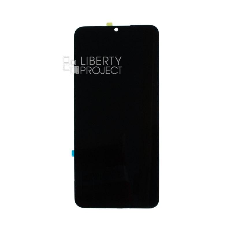 LCD дисплей для Xiaomi Redmi 9A в сборе с тачскрином, оригинальная матрица (черный) — купить оптом в интернет-магазине Либерти