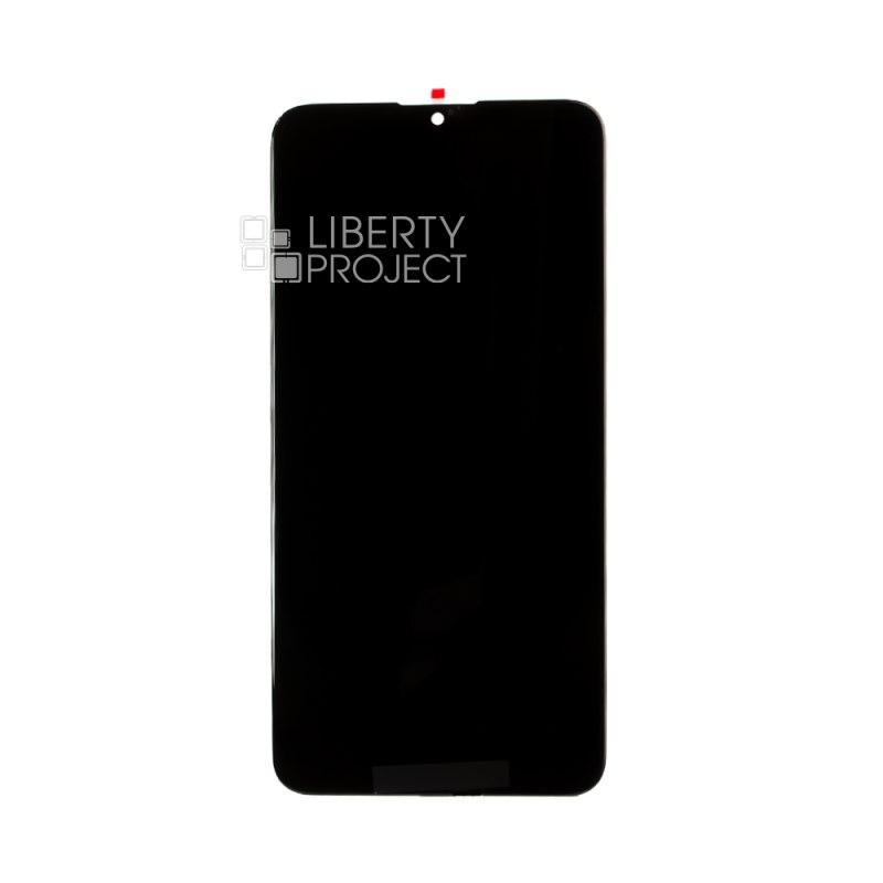 LCD дисплей для Xiaomi Redmi 8A в сборе с тачскрином, оригинальная матрица (черный) — купить оптом в интернет-магазине Либерти