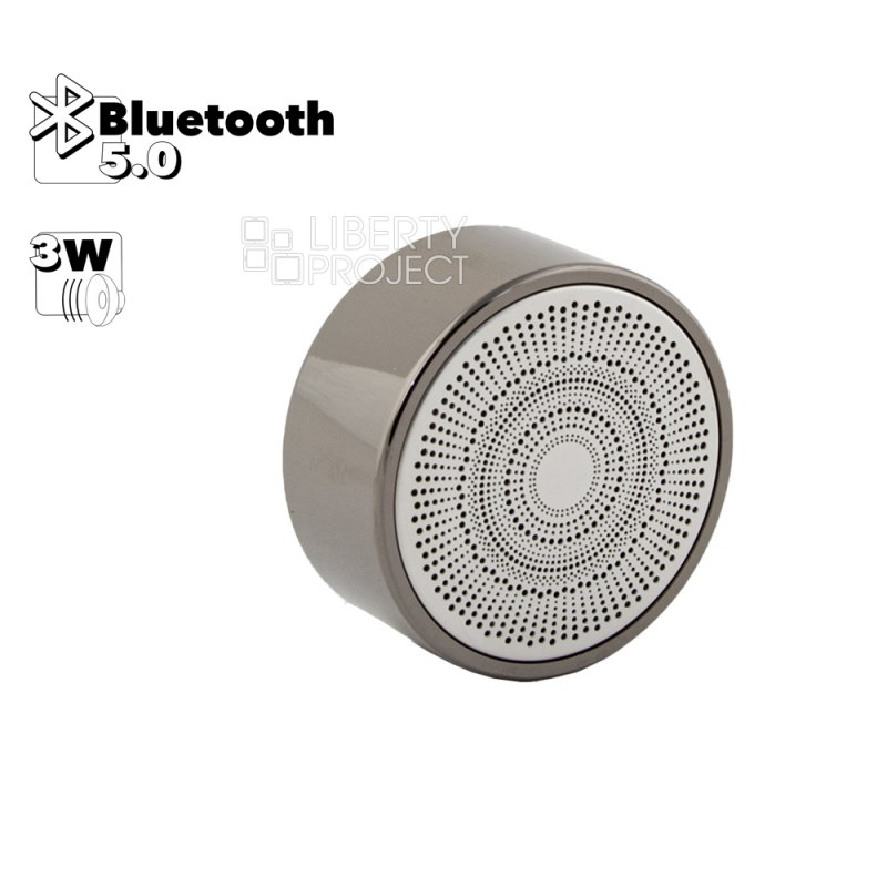 Bluetooth колонка WK TWS Bluetooth Waterproof Speaker D16 (черная)
